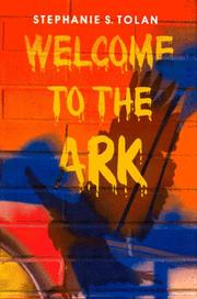 Cover art for WELCOME TO THE ARK