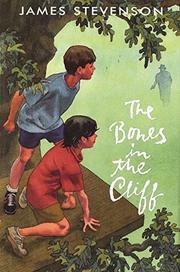THE BONES IN THE CLIFF by James Stevenson