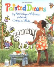 Cover art for PAINTED DREAMS