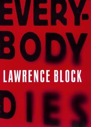 EVERYBODY DIES by Lawrence Block