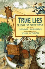 TRUE LIES by George Shannon