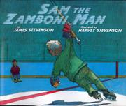 SAM THE ZAMBONI MAN by James Stevenson