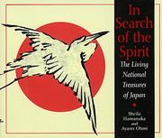 IN SEARCH OF THE SPIRIT by Shelia Hamanaka