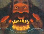 MOISHE'S MIRACLE by Laura Krauss Melmed