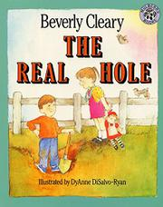 THE REAL HOLE by DyAnne DiSalvo-Ryan