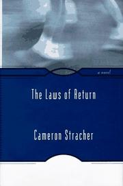THE LAWS OF RETURN by Cameron Stracher