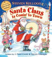 SANTA CLAUS IS COMIN' TO TOWN by J. Fred Coots