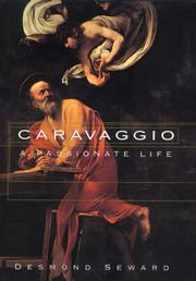 Book Cover for CARAVAGGIO