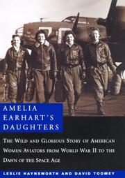 AMELIA EARHART'S DAUGHTERS by Leslie Haynsworth