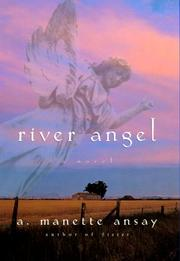 Book Cover for RIVER ANGEL