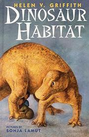 Cover art for DINOSAUR HABITAT