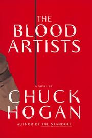 Cover art for THE BLOOD ARTISTS
