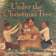 Book Cover for UNDER THE CHRISTMAS TREE
