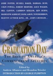 GRADUATION DAY by Andrew Albanese