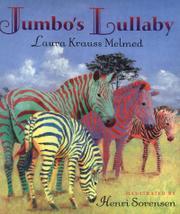 JUMBO'S LULLABY by Laura Krauss Melmed