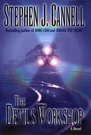 THE DEVIL'S WORKSHOP by Stephen J. Cannell