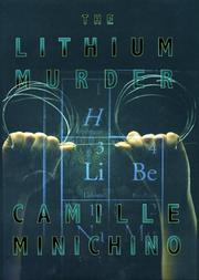THE LITHIUM MURDER by Camille Minichino