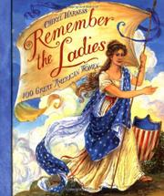 REMEMBER THE LADIES by Cheryl Harness