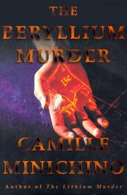 THE BERYLLIUM MURDER by Camille Minichino