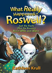 Cover art for WHAT REALLY HAPPENED IN ROSWELL?