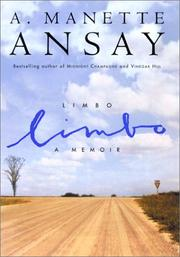 LIMBO by A. Manette Ansay