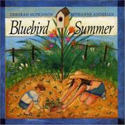 BLUEBIRD SUMMER by Deborah Hopkinson
