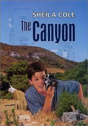 THE CANYON by Sheila Cole