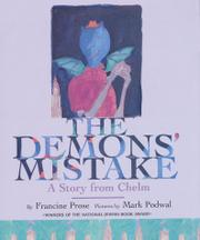 THE DEMONS' MISTAKE by Francine Prose