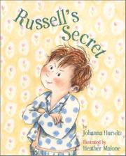 RUSSELL'S SECRET by Johanna Hurwitz