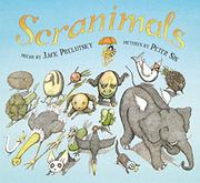 Cover art for SCRANIMALS
