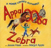 APPALOOSA ZEBRA by Jessie Haas