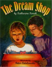 THE DREAM SHOP by Katharine Kenah