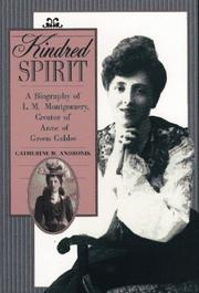 KINDRED SPIRIT by Catherine M. Andronik