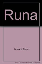 RUNA by J. Alison James