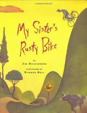 Book Cover for MY SISTER'S RUSTY BIKE