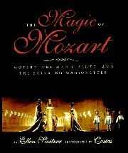 Cover art for THE MAGIC OF MOZART
