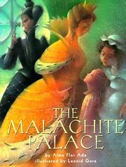 Book Cover for THE MALACHITE PALACE