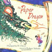 THE PAPER DRAGON by Marguerite W. Davol