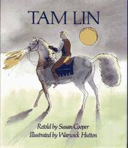 TAM LIN by Susan Cooper