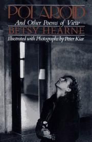 POLAROID by Betsy Hearne