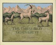 THE THREE BILLY GOATS GRUFF by Tim Arnold