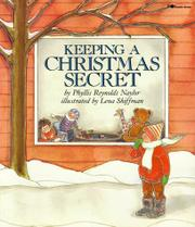 KEEPING A CHRISTMAS SECRET by Lena Shiffman