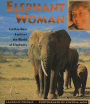 ELEPHANT WOMAN by Laurence Pringle
