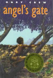 Cover art for ANGEL'S GATE