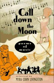 Cover art for CALL DOWN THE MOON