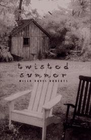 TWISTED SUMMER by Willo Davis Roberts