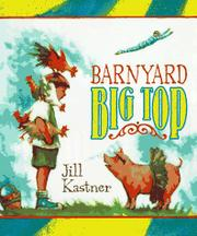 Cover art for BARNYARD BIG TOP