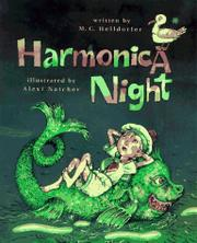 Cover art for HARMONICA NIGHT
