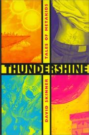 Book Cover for THUNDERSHINE