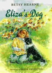 Cover art for ELIZA'S DOG